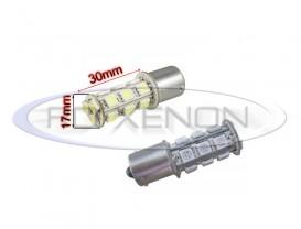 LED P21W (BA15S) 18 SMD