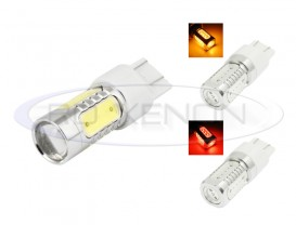 LED T20 (W21W) SUPERFLUX 5 LED High Power