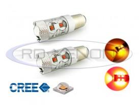 LED P21W (BA15S) CREE 50W