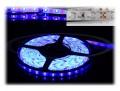 Banda 300 LED 3528 ALBASTRU - 500 cm Impermeabila