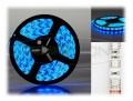 Banda 300 LED 5050 ALBASTRU - 500 cm Impermeabila
