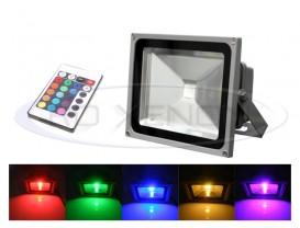 Proiector LED 20W RGB - IP65