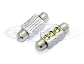 LED T10 CREE 3W Reflector