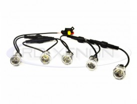 DRL 5-LED 1W - NSSC 502S Mini