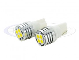 LED T10 (W5W) 4 SMD 3030