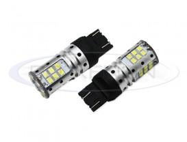 LED T20 (W21W) 32 SMD 3030 CANBUS Pentru Semnalizare