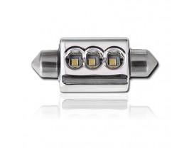 LED Festoon (Sofit) 42mm 3W Samsung Canbus