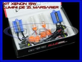 Kit Xenon CANBUS 15W - P21W (1156, BA15S), T10 (W5W), T20 (W21W)
