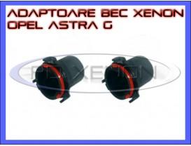 Set Adaptoare Bec Opel Astra G