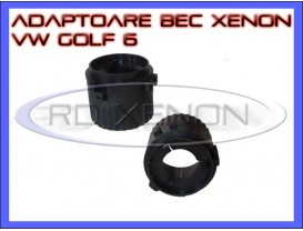 Set Adaptoare Bec VW Golf 6