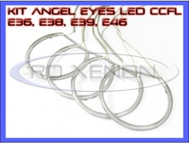 Kit Angel Eyes CCFL - BMW E36, E38, E39, E46