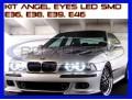 Kit Angel Eyes LED SMD - OEM Effect - BMW E36, E38, E39, E46