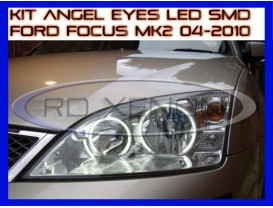 Kit Angel Eyes LED SMD - Ford Focus MK2 2004-2010