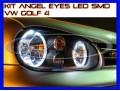 Kit Angel Eyes LED SMD - VW Golf 4