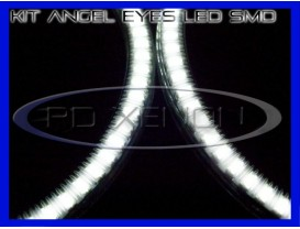 Kit Angel Eyes LED SMD - VW Golf 5