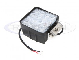 Proiector LED Offroad 48W Rotund - Raza 60°
