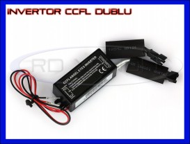 Invertor Angel Eyes CCFL Dublu