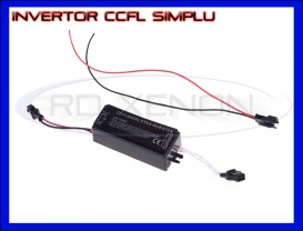 Invertor Angel Eyes CCFL Simplu